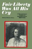 Fair Liberty Was All His Cry Pdf/ePub eBook