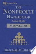 The nonprofit handbook