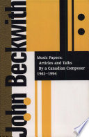 Music Papers