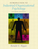 Cover of Introduction to Industrial/organizational Psychology
