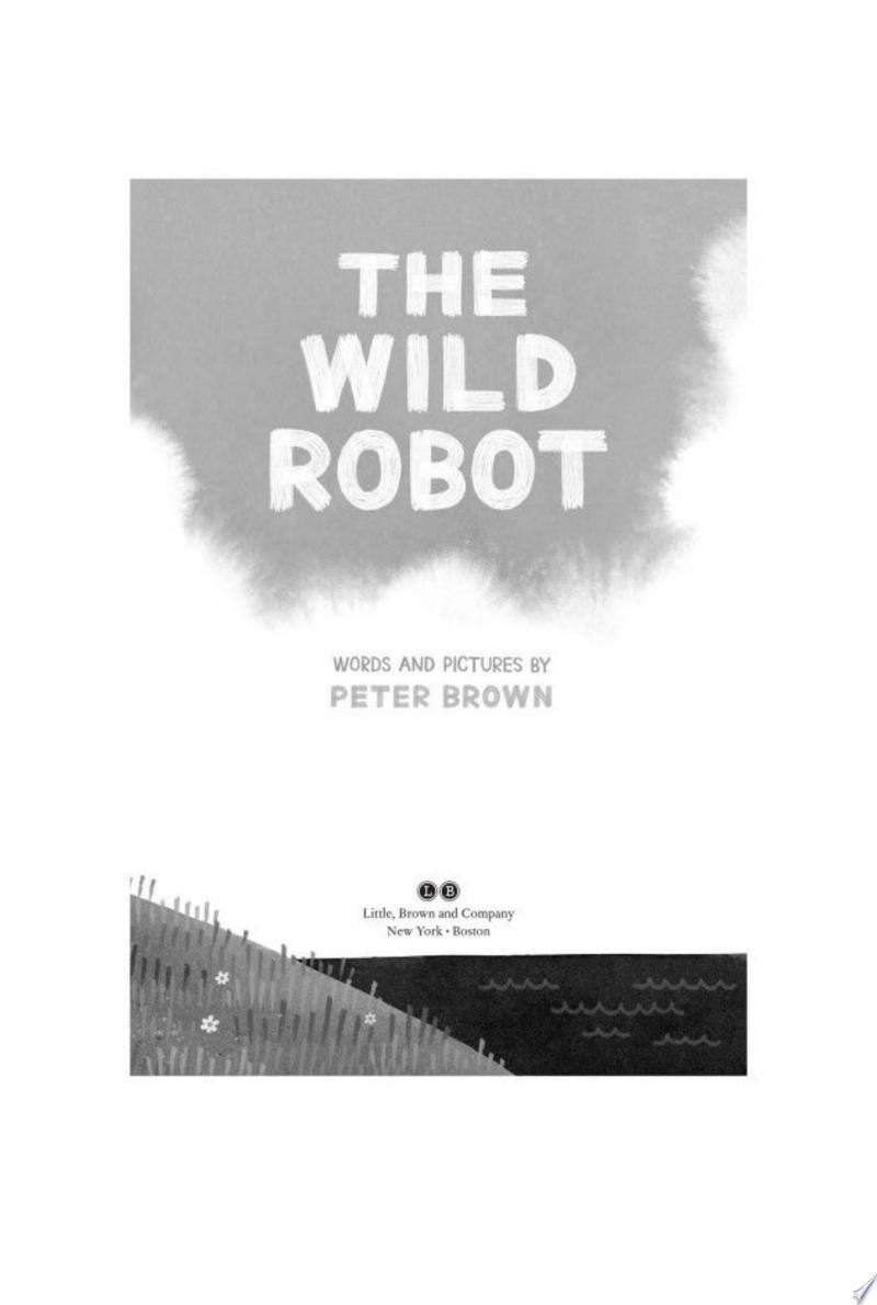 The Wild Robot image