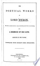 The    Poetical Works of Lord Byron Book