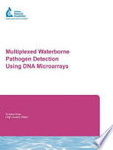 Multiplexed Waterborne Pathogen Detection Using DNA Microarrays