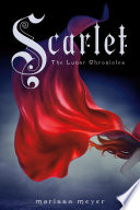 Scarlet Marissa Meyer Cover