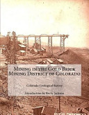 Mining in the Gold Brick Mining District of Colorado