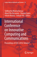 International Conference on Innovative Computing and Communications [Pdf/ePub] eBook