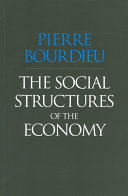 Pdf The Social Structures of the Economy Telecharger