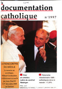 La Documentation catholique