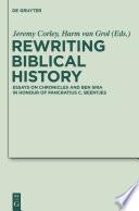 Rewriting Biblical History