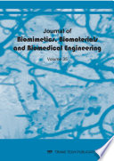 Journal Of Biomimetics  Biomaterials And Biomedical Engineering