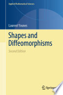 Shapes and Diffeomorphisms Book