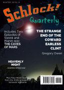 Schlock Quarterly  Volume 3  Issue 7