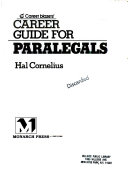 Career Guide for Paralegals