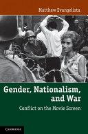 Gender  Nationalism  and War