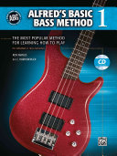 Alfred's Basic Bass Method