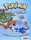 Official Nintendo Power Pokemon Ruby and Sapphire Player's Guide