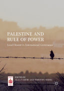 Palestine and Rule of Power Book