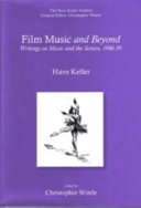 Film Music and Beyond