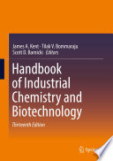 Handbook of Industrial Chemistry and Biotechnology Book