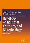 Handbook of Industrial Chemistry and Biotechnology Pdf/ePub eBook
