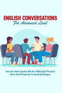 English Conversations For Advanced Level