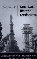 America s Historic Landscapes