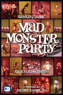 Rankin Bass Mad Monster Party
