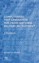 Computerised Test Generation for Cross-National Military Recruitment