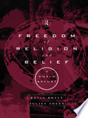 Freedom of Religion and Belief  A World Report