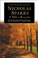 Walk to Remember Book