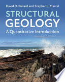 Structural Geology  A Quantitative Introduction