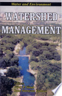 Watershed Management Book PDF