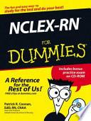 NCLEX RN For Dummies Book