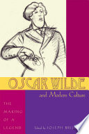 Oscar Wilde and Modern Culture