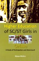 Higher Education of SC/ST Girls in Orissa