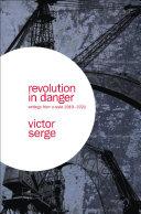 Revolution In Danger Pdf/ePub eBook