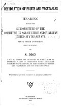 Food Production Act, 1919