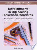 Developments In Engineering Education Standards Advanced Curriculum Innovations Book PDF