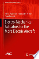 Electro Mechanical Actuators for the More Electric Aircraft