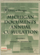 Michigan Documents