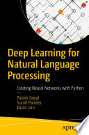 Deep Learning for Natural Language Processing