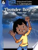 Thunder Boy Jr   An Instructional Guide for Literature