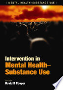 Intervention In Mental Health Substance Use Book PDF