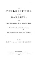 The Philosopher of the Garrets