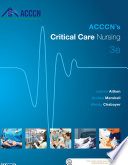 Acccn S Critical Care Nursing Book PDF