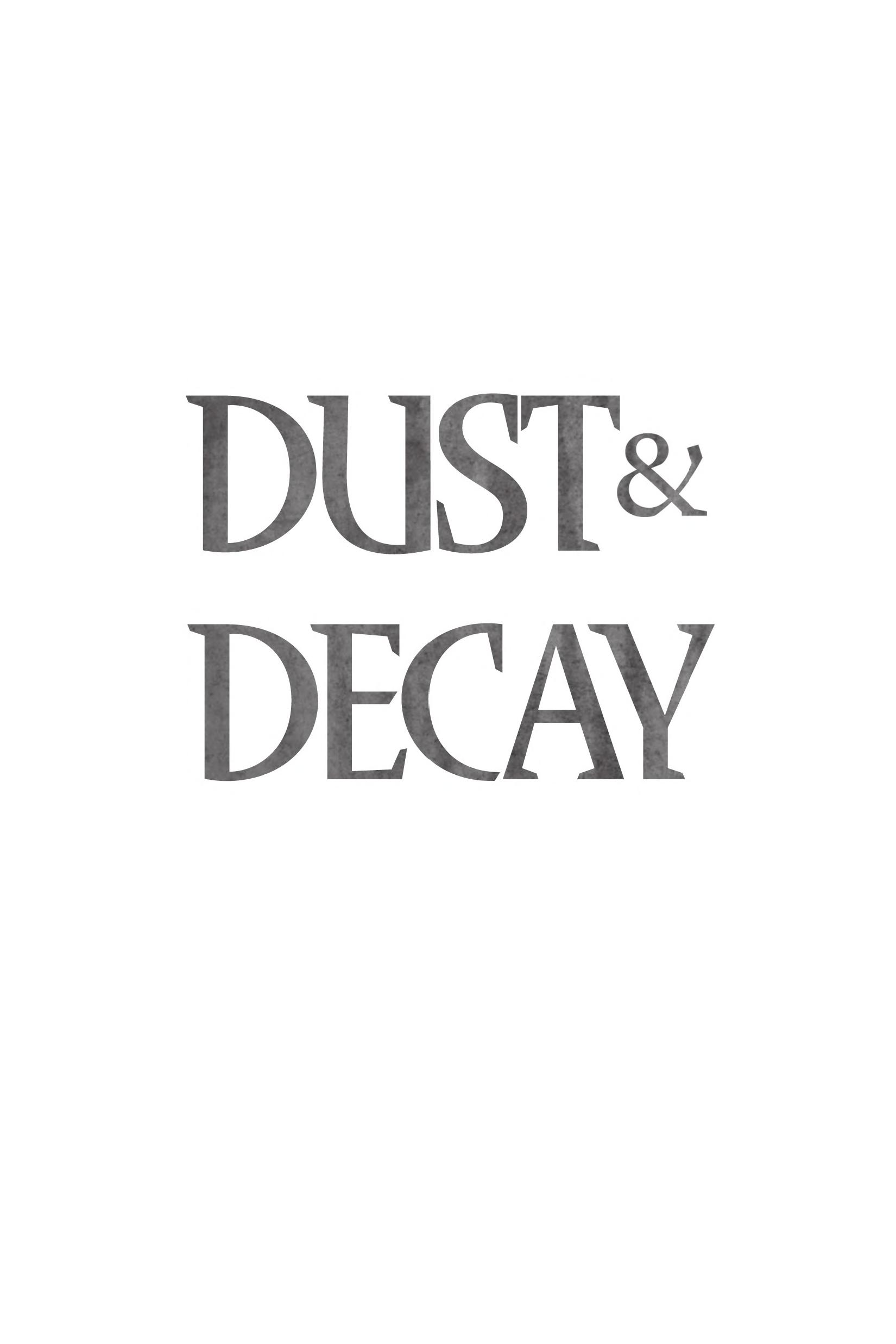Dust   Decay