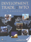 Development Trade And The Wto