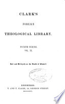 Biblical commentary on the books of Samuel, tr. by J. Martin