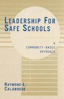Leadership for Safe Schools