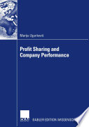 Profit Sharing and Company Performance